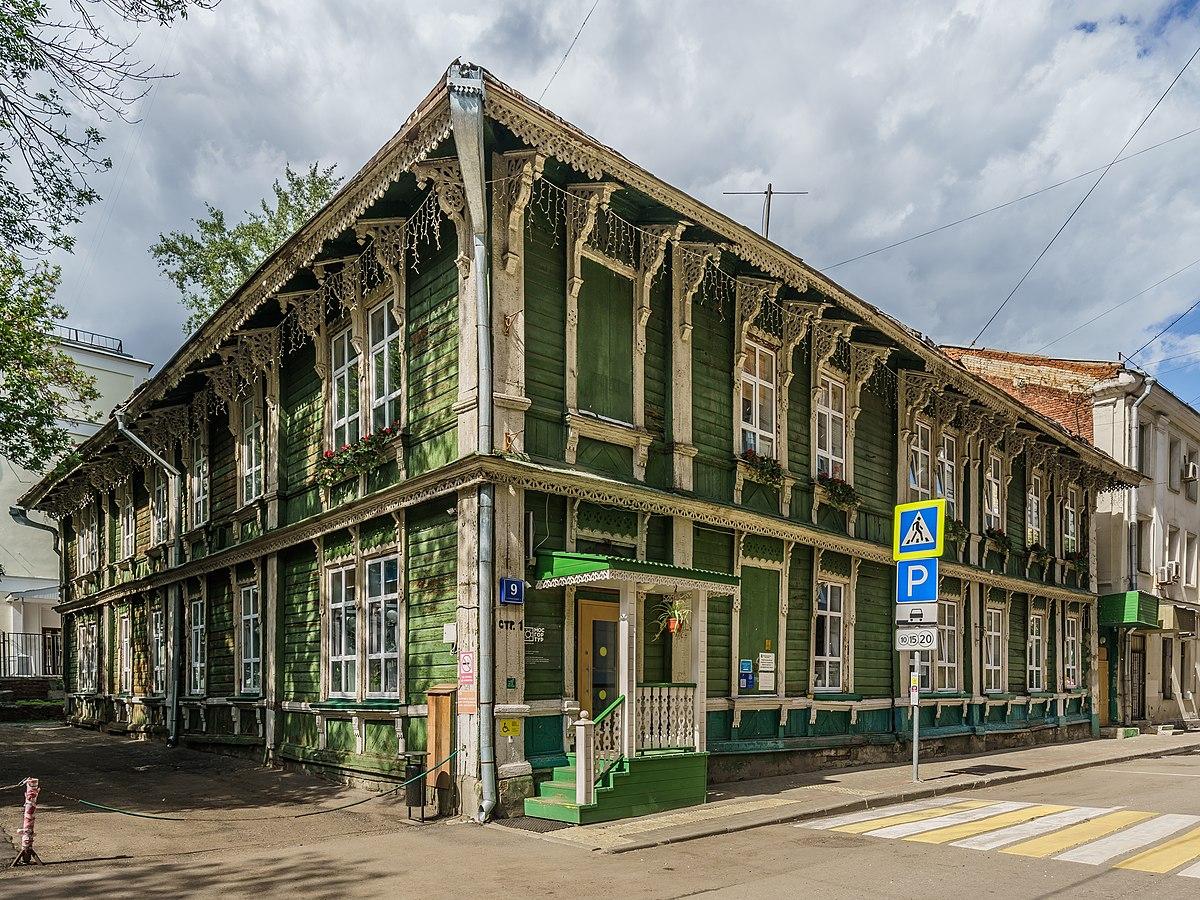 Модерн московских переулков-2