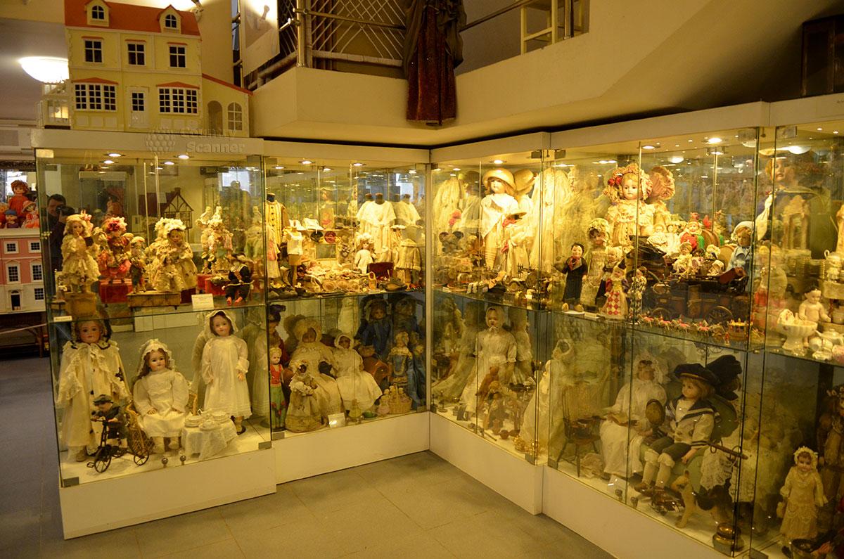 экскурсия в Музей уникальных кукол на Покровке 3+