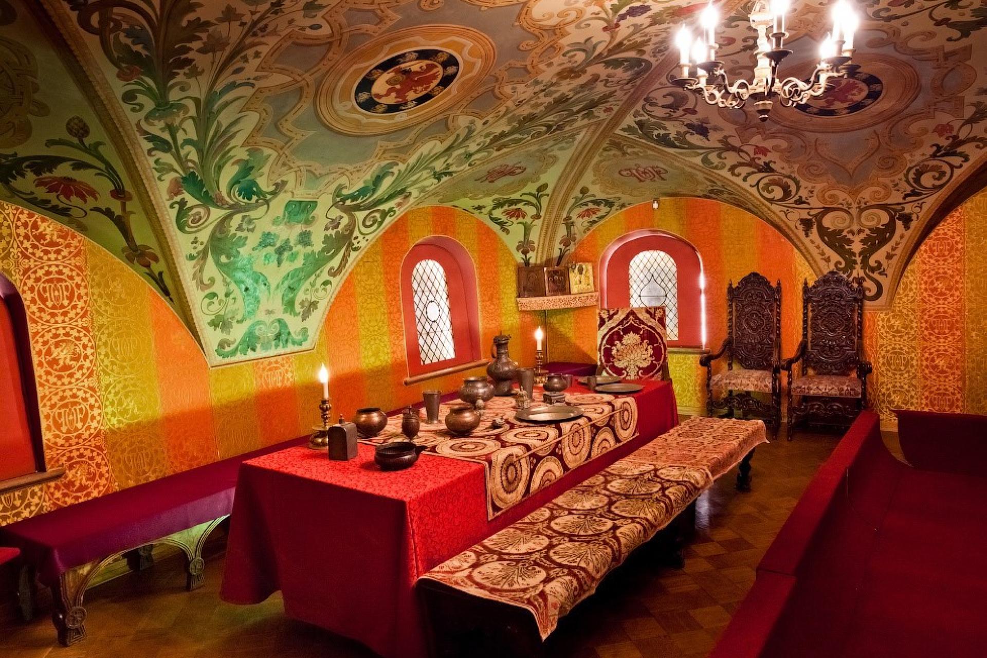 Палаты бояр Романовых в Зарядье 6+